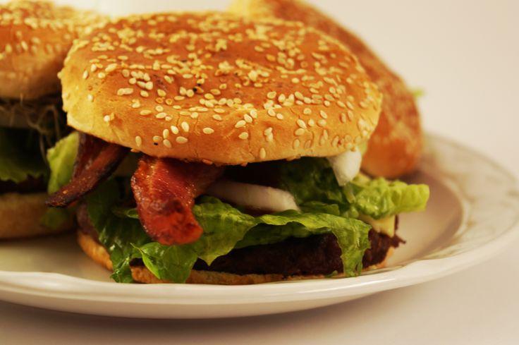 Choriburger de Bongo's Burger