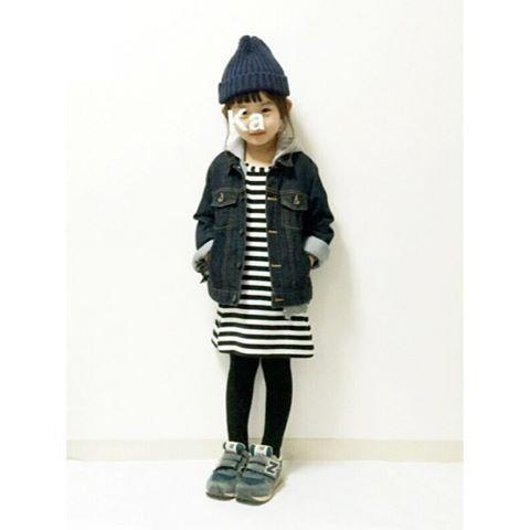 ⁂ . . #Gジャン #ロペピクニック #パーカー #アーバンリサーチドアーズ #urbanresearchdoors #ボーダー #ワンピース #エックスガール #xgirl #スニーカー #ニューバランス . . #キッズコーデ #キッズファッション #子供服 #4歳 #女の子 #娘コーデ #ig_kids #kids #ig_kidsfashion #kids_japan #kids_japan_ootd #kidsgram_tokyo #ig_oyabakabu #ig_oyabaka #親バカ部 #親バカ