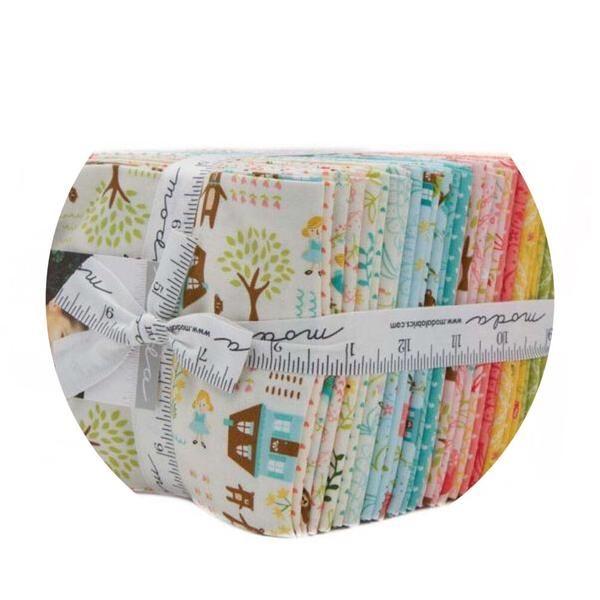 28 Fat Quarter Bundle - Home Sweet Home Collection - Moda Fabrics – Pins & Needles Fabrics