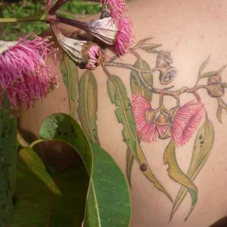 And these that are almost identical to the real thing. | 24 Beautiful Australian Tattoos You Definitely Wouldn't Regret