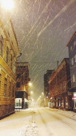 Kokkola, Finland ~ A place in my heart and this is about what it looked like when we went.