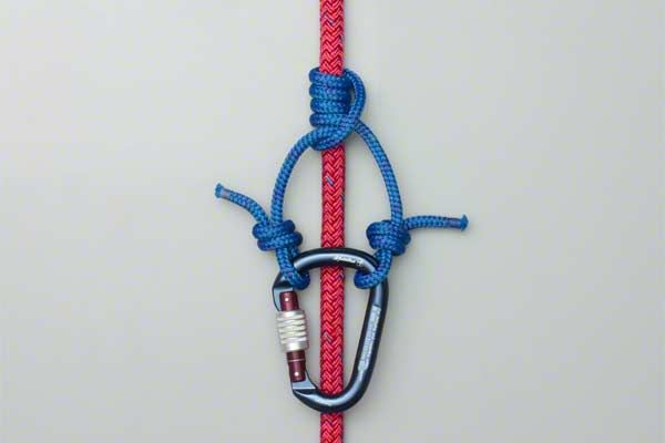 Distel Hitch | How to tie the Distel Hitch | Climbing Knots
