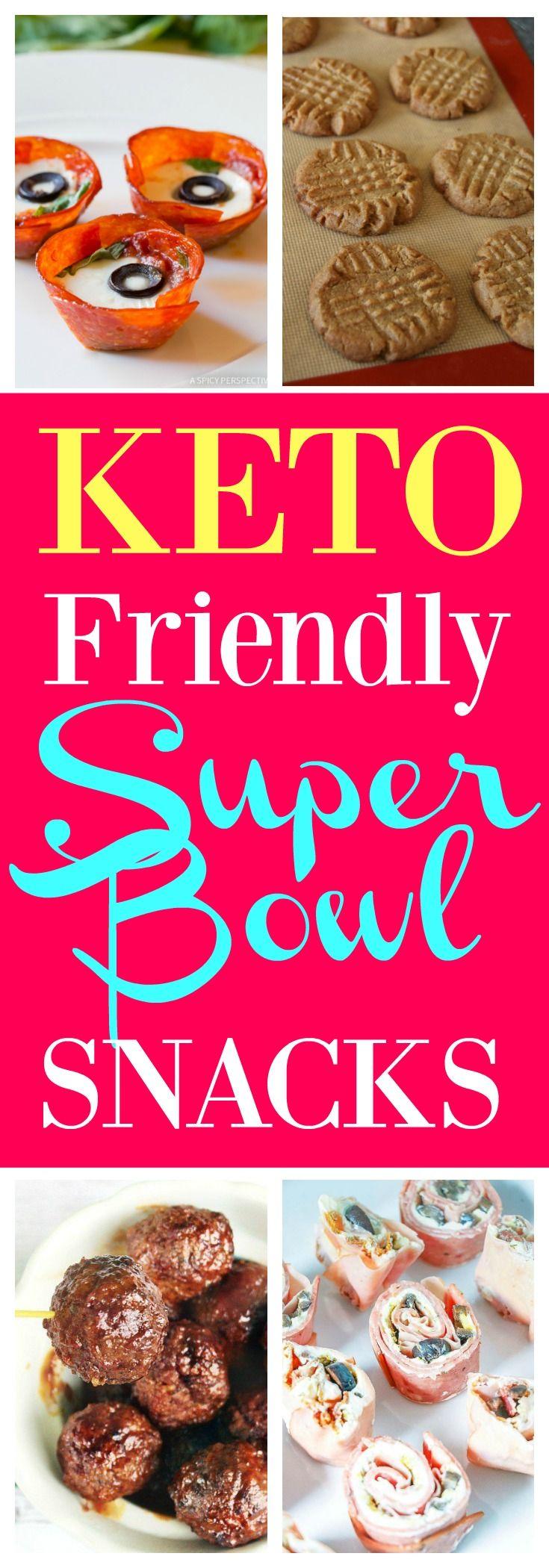 Keto Super Bowl Snacks – And a Keto Diet Update