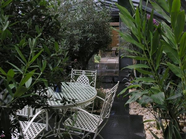 David Keegans Garden Design Blog: Garden design project in Lancashire inspired by Gertrude Jekyll, By David Keegan Garden Design, restored hothouse