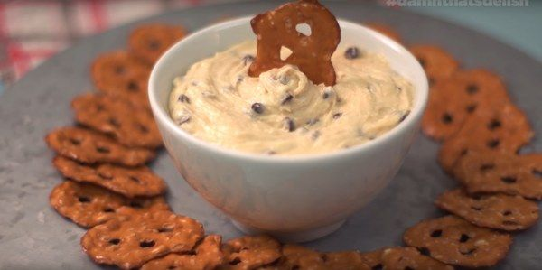 All You Need In Life Is This Cookie Dough Dip Recipe