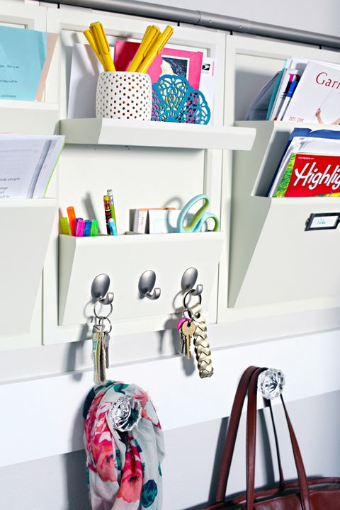 IHeart Organizing: Monthly Clean Home Challenge: File Paper Piles