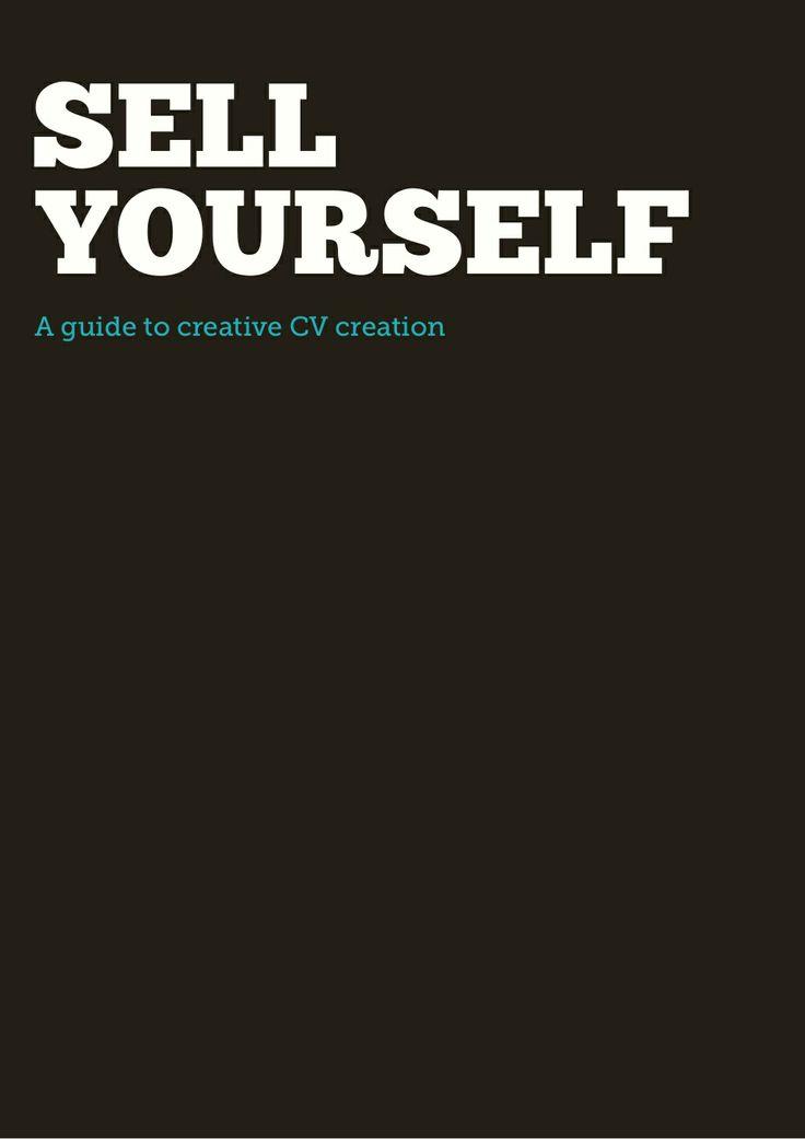 the-creative-cv-guide by equatoragency via Slideshare
