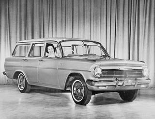 1964 EH Holden Wagon Press Photo Love!! .. Xx