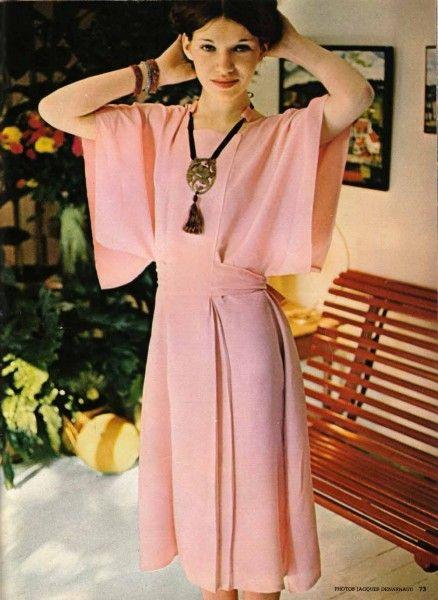 Couture Facile : une robe vite cousue