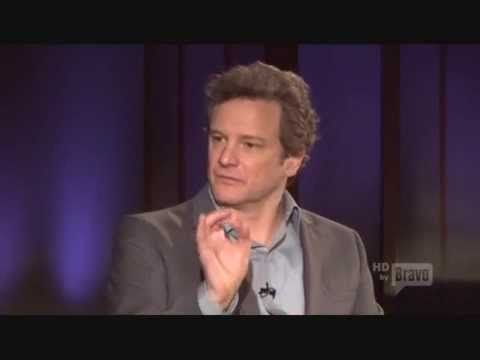 Inside The Actors Studio - Colin Firth (2011) - This is an in-depth interview with Colin about his life and his films such as: Pride & Prejudice, Shakespeare In Love, Bridget Jones's Diary, Love Actually, Nanny McPhee, Mamma Mia, A Single Man, The King's Speech and more.