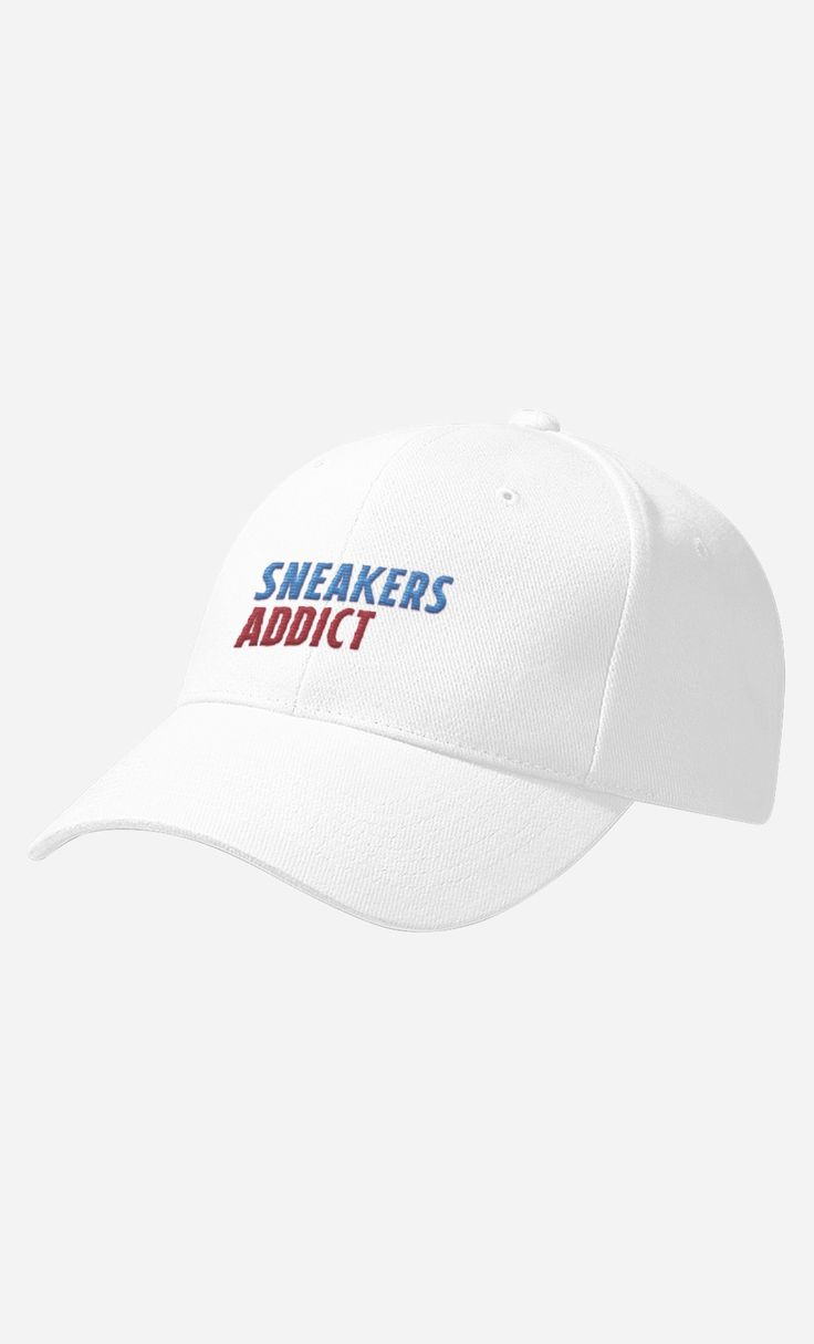Casquette Sneakers Addict