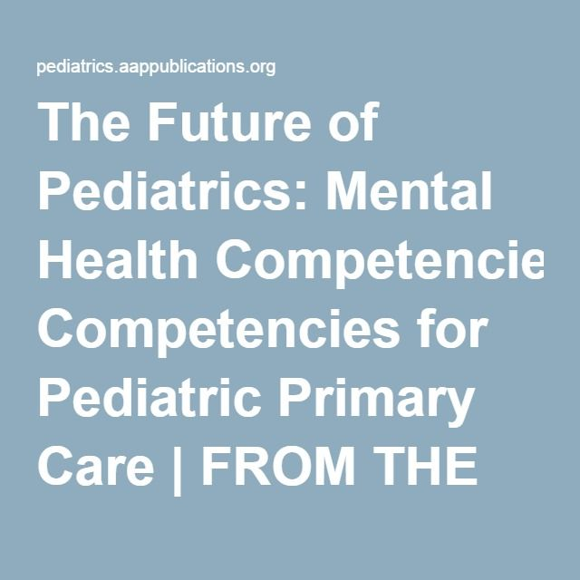 16 best walden u pediatric journal assignment resources for wk 4 the future of pediatrics mental health competencies for pediatric primary care from the american fandeluxe Choice Image