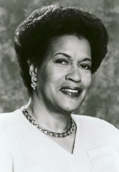 Myrlie Evers-Williams: First Woman to Lead Nation's Oldest Civil Rights Organization (NAACP)