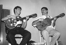 Le Nordeste brésilien et ses cantadores