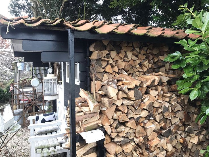 Wood for the stove