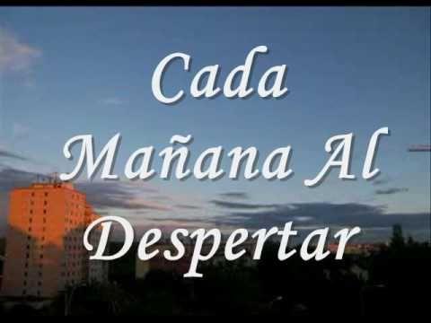 Cada Mañana - Jesus Adrian Romero
