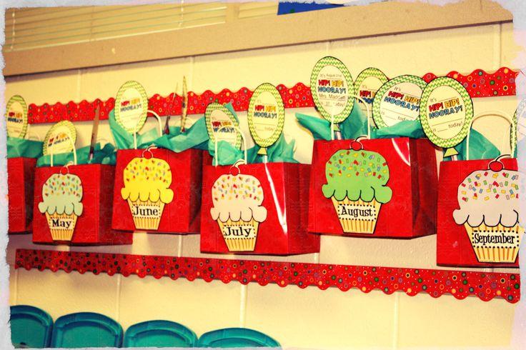 Classroom Birthday Ideas For A Teacher : Pinterest discover and save creative ideas