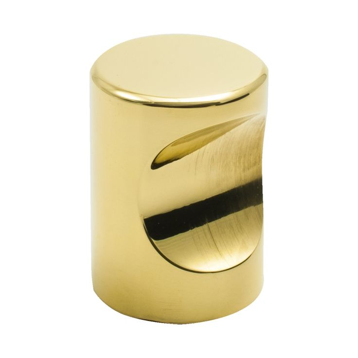Beslag Design - Knob Haga - Brass