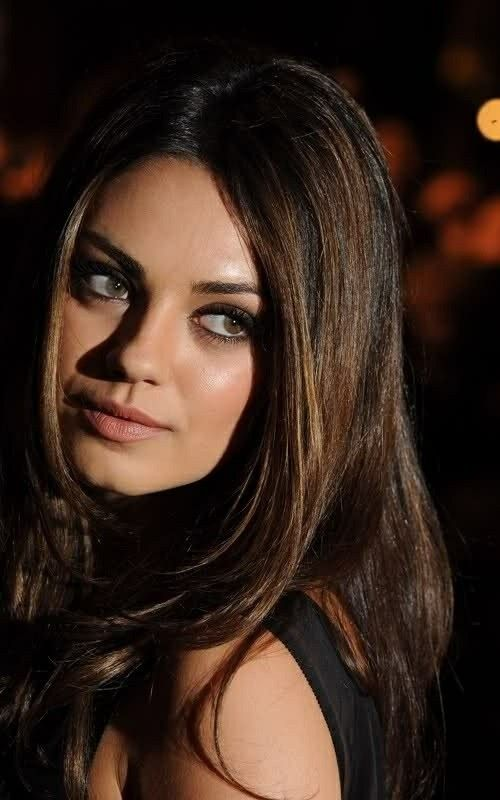For The Love Of Mila Kunis : Photo