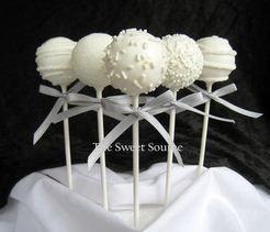 Pop Cakes bruiloft