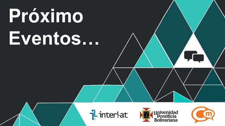 interlat.co-proximos-eventos2013 by Interlat Group via Slideshare #FormaciónEBusiness