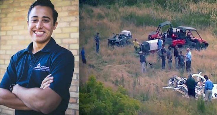 Universidad de Utah dice estudiante Mocano es el primero que muere durante prácticas