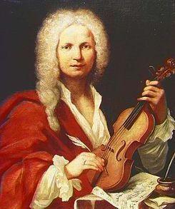 Antonio Vivaldi, compositor, nacido en Venecia el 4 de marzo de 1678- Viena, 28 de julio de 1741.