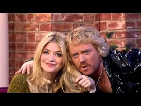 "Keith Lemon & Kelly Brook ""Celebrity Juice"" interview on This Morning 28th February 2013. This gives us an idea for our interviews."