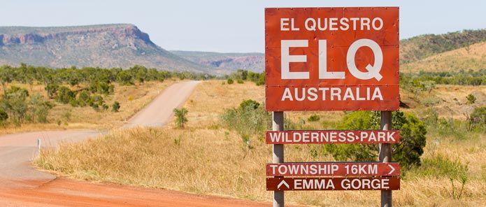 Welcome to El Questro