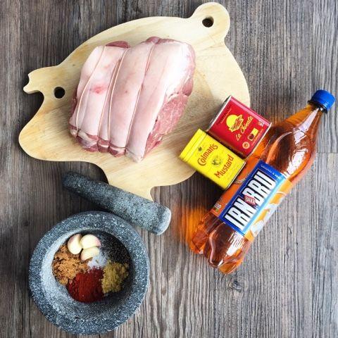 Foodie Quine: Love Pork - Slow Cooker Irn Bru Pulled Pork