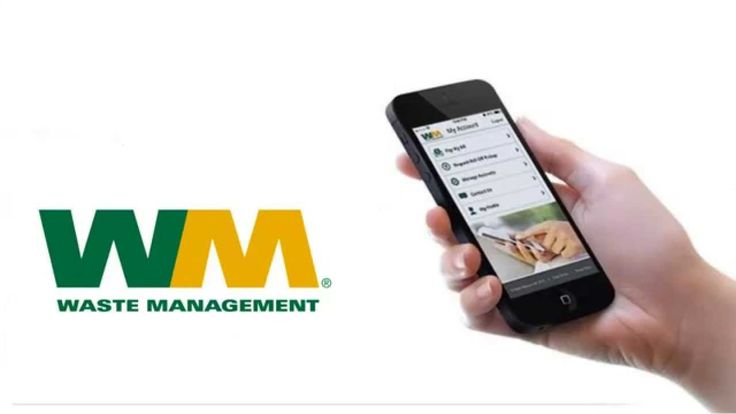 There's an app for everything these days. Why not your garbage service too?   Pay bills, request roll-offs and contact customer service anywhere with the WM Mobile #App!
