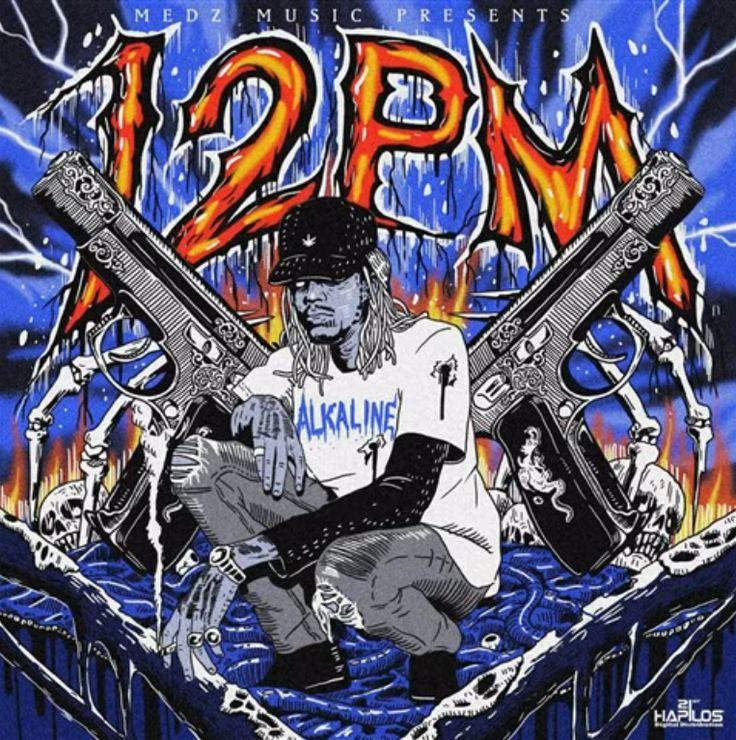 Alkaline - 12 PM (Medz Music)  #12PM #Alkaline #Alkaline #GachaPan #MedzMusic #VendettaBoss