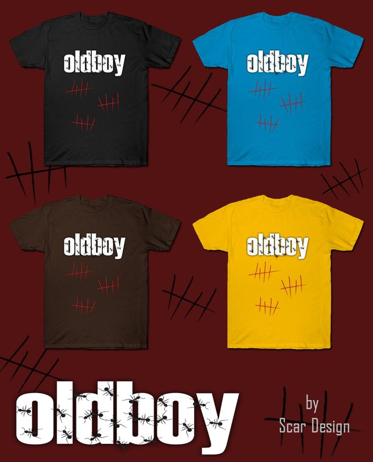 Oldboy Movie T-Shirts with Ants by Scar Design. #tshirts #movietshirt #39 #style #fashion #oldboy #oldboymovie #oldboytshirt #brown #cinema #movie #family #gifts #shopping #onlineshopping #teepublic