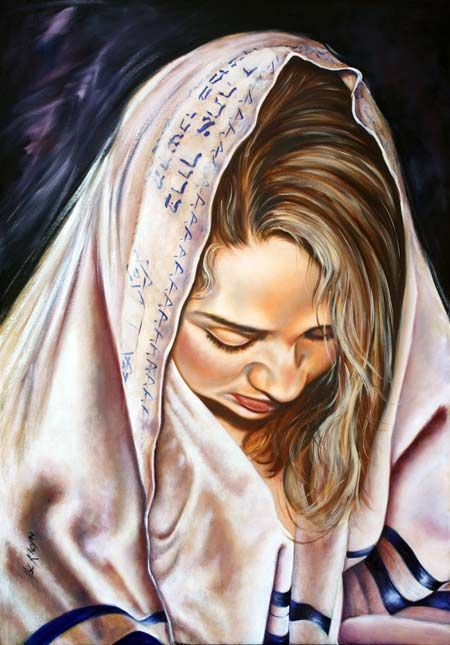 """Oil painting; The Prayer. 2 Chronicles_7:14  """"If my people, which are called  by my name, shall humble themselves, and pray, and seek my face, and turn from their wicked ways; then will I hear from heaven, and will forgive their sin,and will heal their land"""" www.artofkleyn.com"""