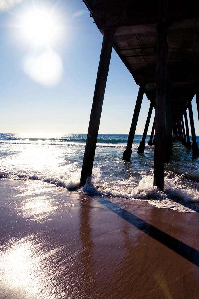 Beach Pier Home Decor For Living Room: 17 Best Images About Hermosa Beach On Pinterest