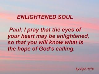 HOLY WORDS: ENLIGHTENED SOUL