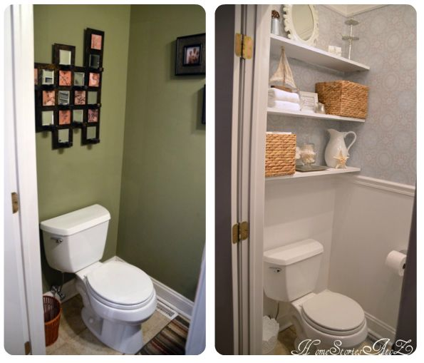 Bathroom Shelf Above Toilet: 4 Tips To Creating More Bathroom Storage