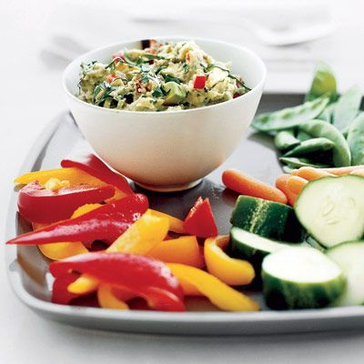Snacks For Weight Loss - Smart Snacks - GUILTLESS GUACAMOLE - All the guac, none of the guilt.
