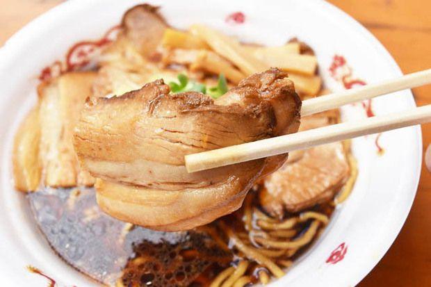 """「ラーメンVSつけ麺」フェスで発見! とにかく肉がうまい""""肉麺""""厳選必食レポ(1/3) - うまい肉"""