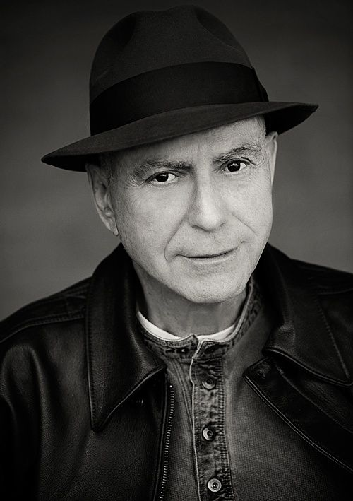Alan Arkin by R David Marks--a surprisingly funny actor! Can be so serious too!
