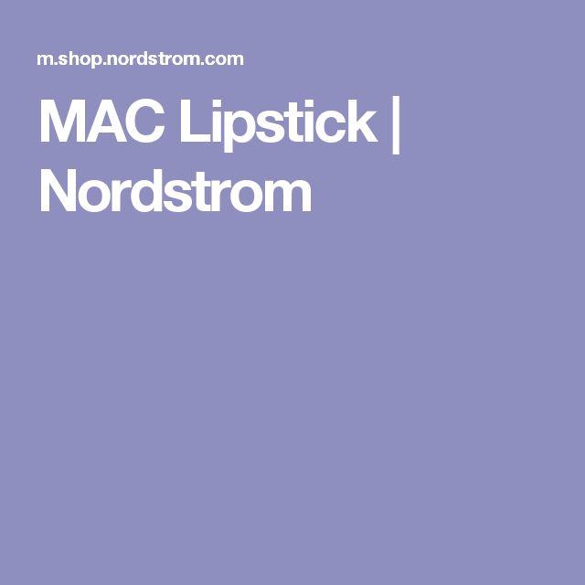 MAC Lipstick   Nordstrom