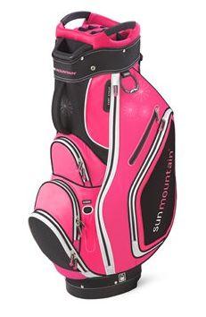 Sun Mountain Ladies Sync Cart Bag 2014 - https://www.facebook.com/GolffStoreEuropeDiscountCode