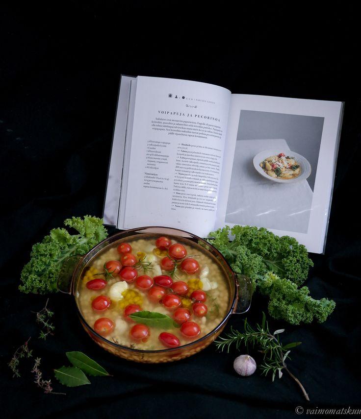 Ruokahullun päiväkirja - reseptejä ja muita juttuja ruuasta ja juomasta