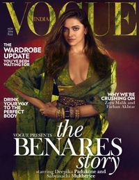 November 01, 2016 issue of VOGUE India. Available now at WCL via Zinio.