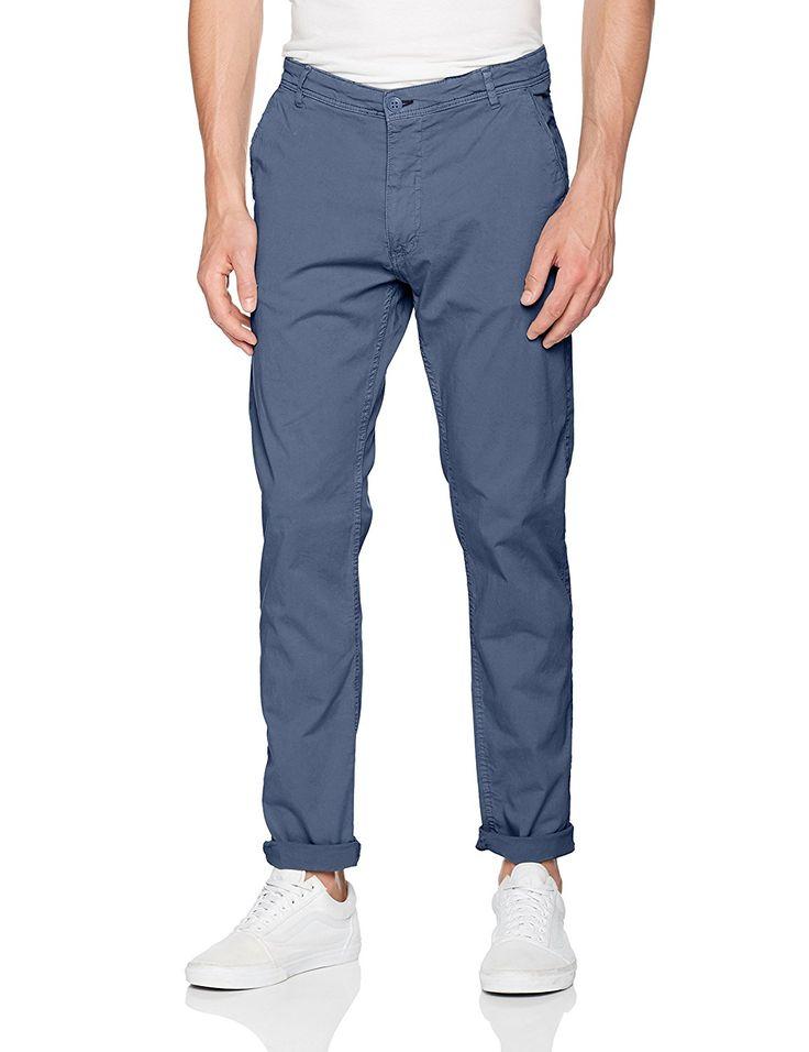 Superisparmio's Post Pantaloni Springfield  Springfield Chino Slim Ligero Verano Pantaloni da Uomo in 98% Cotone 2% Elastan  Li trovate a solo 11.48   http://ift.tt/2iW8mvj
