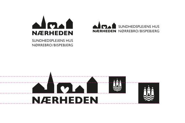 Logo til Nærheden – Sundhedsplejens hus på Nørrebro/Bispebjerg