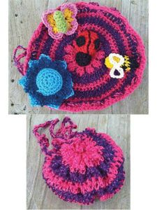 Bitty Bugs Crochet Set