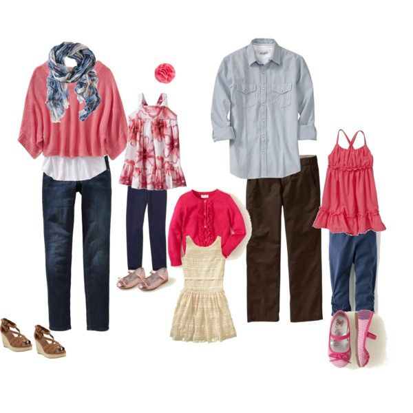 44 best images about Families What to wear on Pinterest | Family pics Family photo sessions ...