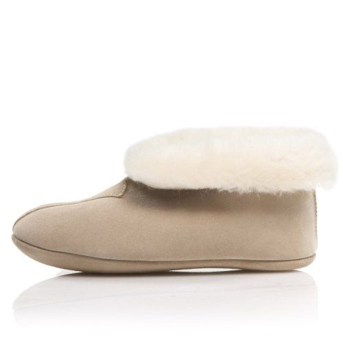 Dominion `Greta` Women`s Shearling Slippers Made In New Zealand $149.25