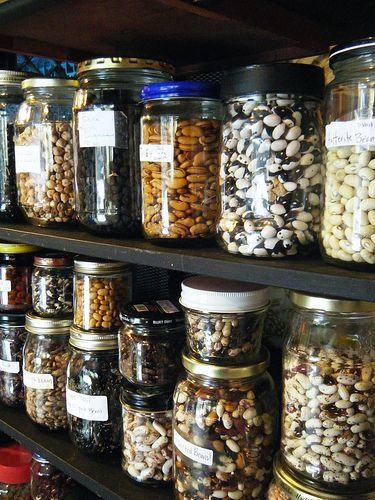 What is Seed Saving and Why Should I Do It? - Self Sufficiently!! I already do this and its an awesome way to save space and keep food fresh. Great idea.